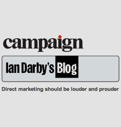 Direct marketing should be louder and prouder
