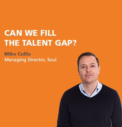 Can We Fill the Talent Gap?