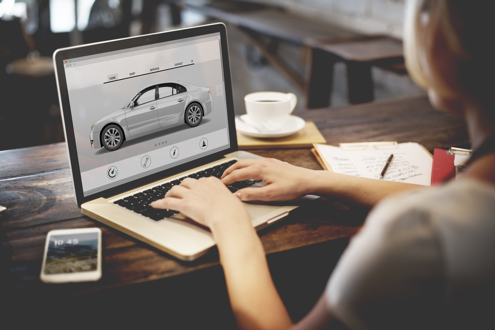 Transforming car websites