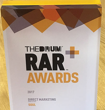 RAR Direct Marketing Agency 2017