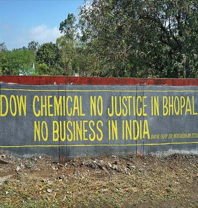 Don't Bury Bhopal: a community seeks justice